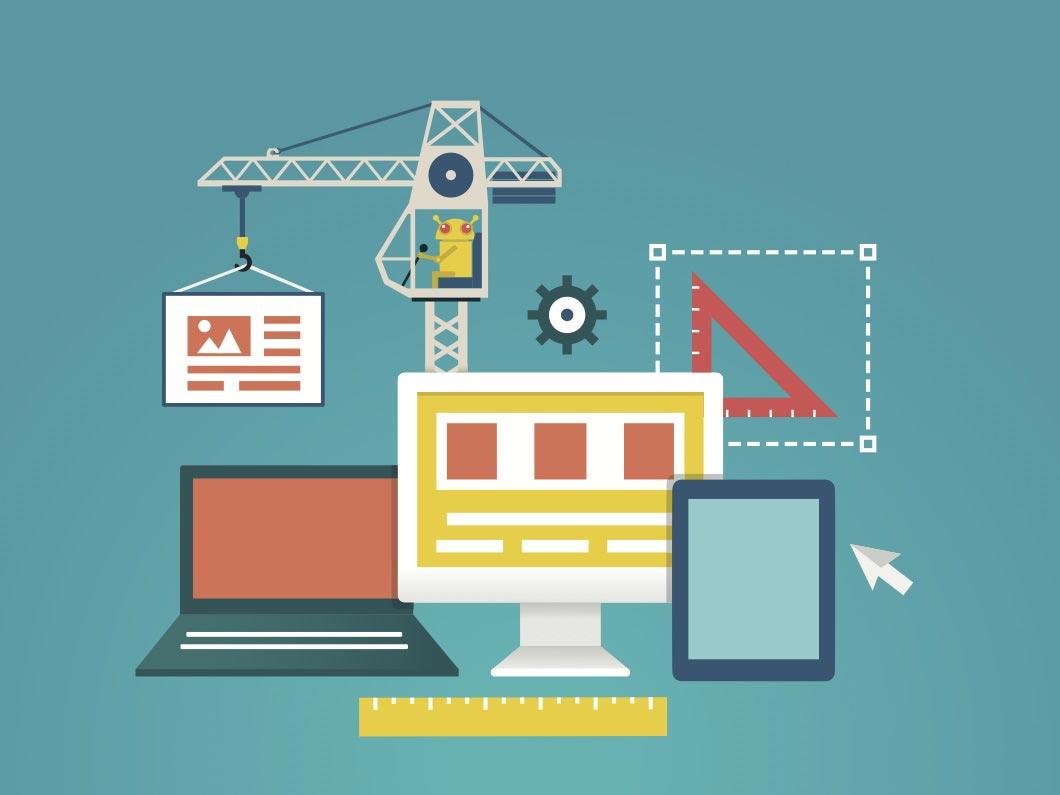 Конструктор для создания сайтов
