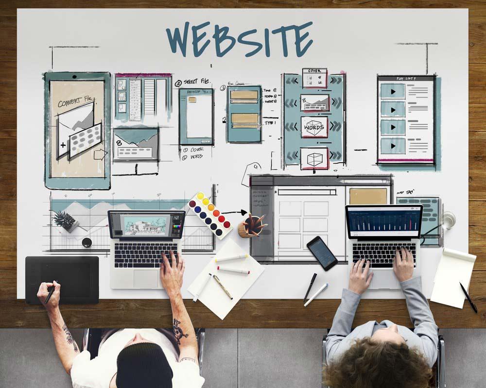 Сервисы для создания сайта